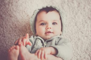 Estudio fotografico de bebes en bilbao
